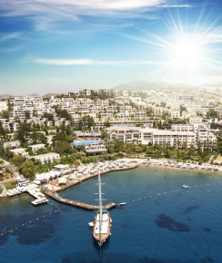 ISIS HOTEL GODDESS OF BODRUM