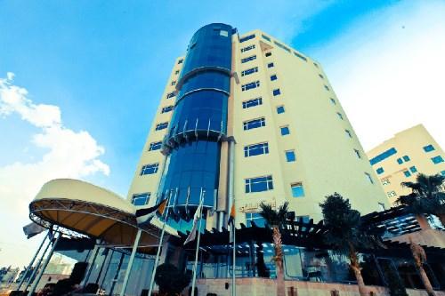 Bristol Hotel, Amman