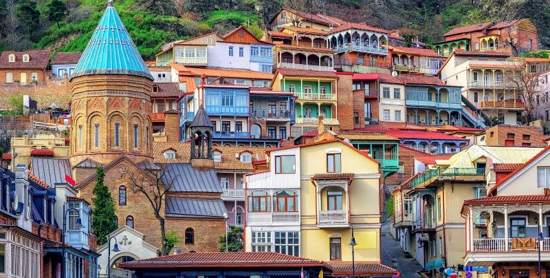 Опознайте невероятната Грузия с полет от София