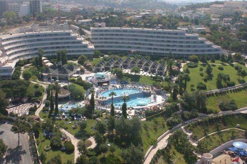 The Grand Blue Sky International Hotel
