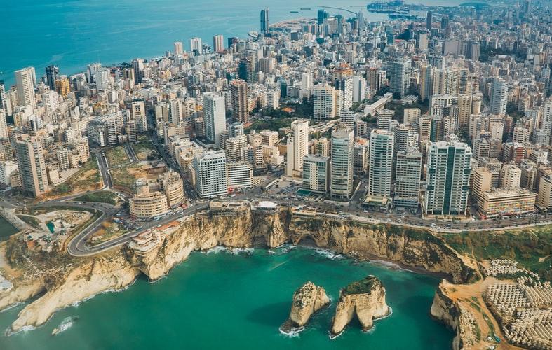 Уикенд в Бейрут, Ливан