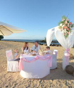 Сватба в хотел Veranda Point aux biches