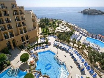 CORINTHIA HOTEL AT ST. GEORGE`S BAY