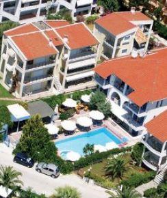 Hotel  Macedonia Sky