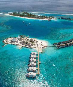 Почивка на Малдивите - хотел Oblu Select At Sangeli 4* Deluxe