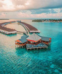 Почивка на Малдивите - хотел The Standard 5*