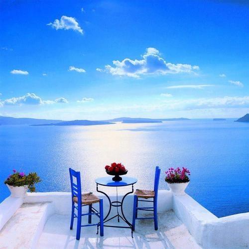 Санторини - Великден и Майски празници