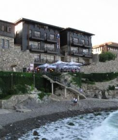 Хотел и ресторант Каса дел Маре