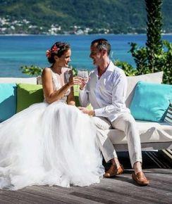 Сватба в хотел Hilton Seychelles Northolme Resort & Spa