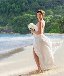 Сватба в хотел Kempinski Seychelles Resort