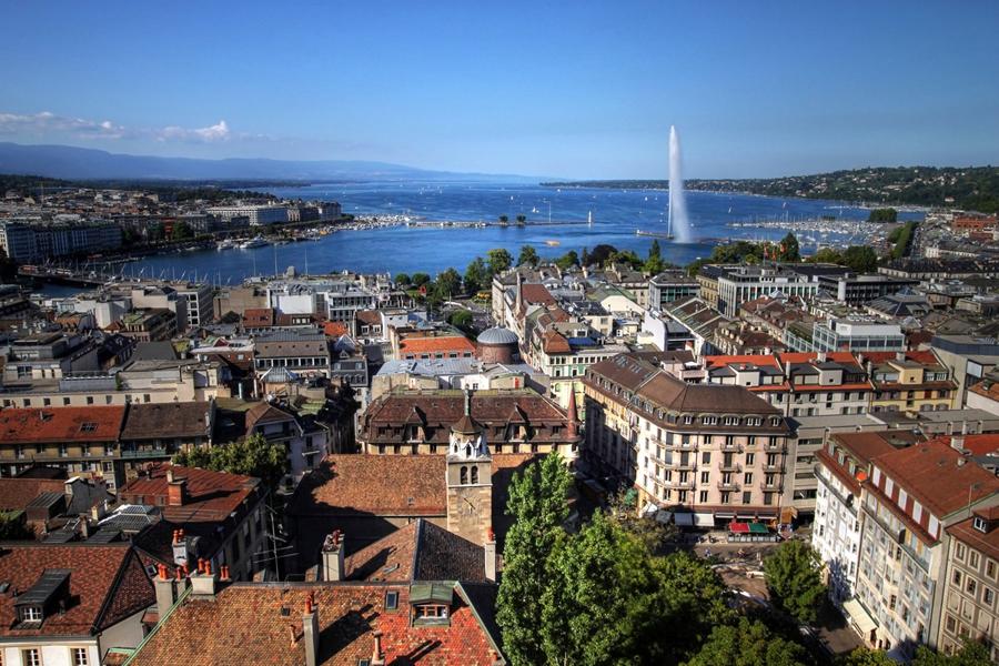 Швейцария и Италия – неотразимите езерни очи на Алпите