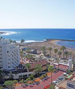 Troya, Playa de las Americas